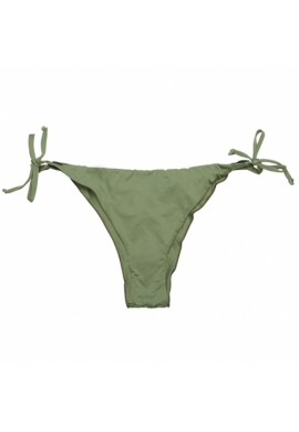 "2BeKini Brasiliana con lacci ""Army Girl Military"""