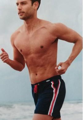 Fila Boxer Sporty Blu Navy