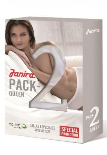 """Janira """"Esencial"""" Slip Pack-2"""