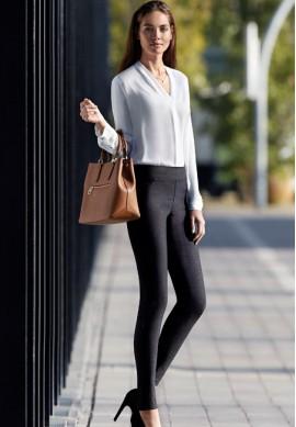 Janira Legging Slimmer Azur