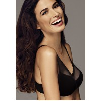 "Lovable Reggiseno ""TONIC-lift"" senza ferretto Nero"