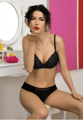 "Lovable Reggiseno ""Celebrity"" Push-Up Nero"