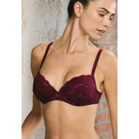 "Lovable Reggiseno ""Celebrity"" Push-Up Bordeaux"
